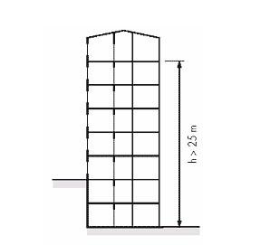Compartimentering hoog gebouw