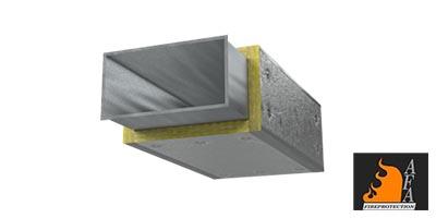 Conlit Ductrock - brandwerende plaat voor ventilatiekanalen